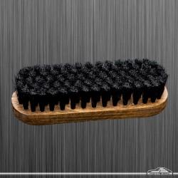 Brosse pour le cuir
