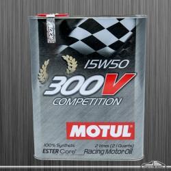 Motul 300V 15w50 2L