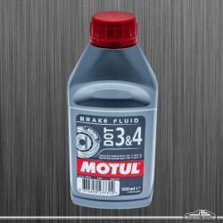 Motul liquide de frein DOT3...