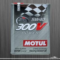 Motul 300V 5w40 2L