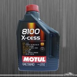 Motul 8100 X_cess 5W40 2L