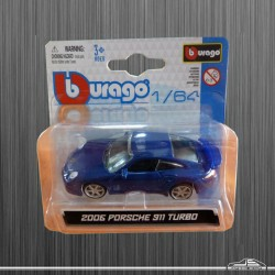 Porsche 911T Burago