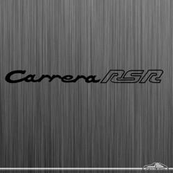 Autocollant Carrera RSR