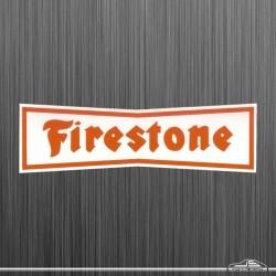 Autocollant Firestone