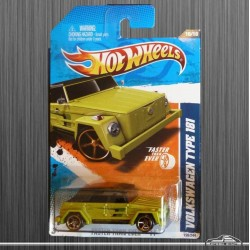 VW 181 Hot Wheels
